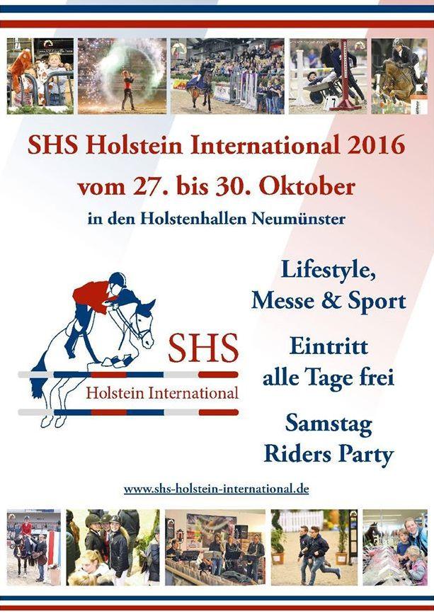 SHS Holstein International 2016